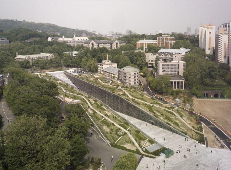 Trường đại học Ewha - Trường đại học dành cho nữ sinh Hàn Quốc