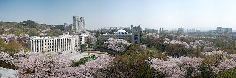 Trường đại học điện ảnh Hàn Quốc - Trường đại học Kyung hee