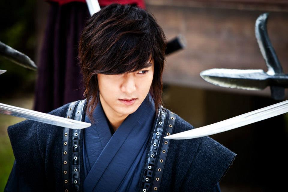 Nam diễn viên điển trai Lee Min Ho trong bộ phim gần đây