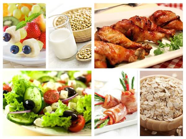 Những thực phẩm nên ăn vào bữa sáng
