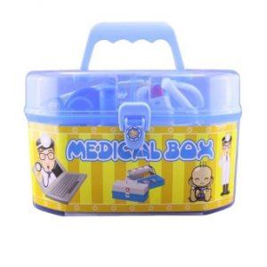 Sản phẩm bộ đồ chơi làm bác sĩ cho bé 9 in 1 Dream toy USA 2988