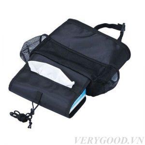 Sản phẩm túi giữ nhiệt treo lưng ghế ô tô đa năng