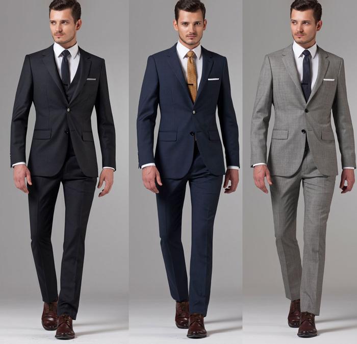 Phong cách lễ phục sẽ lên ngôi trong xu hướng thời trang nam 2017