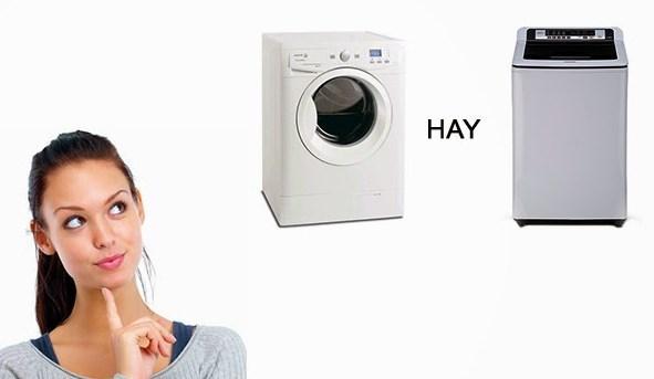 Lựa chọn máy giặt theo những tiêu chí quan trọng