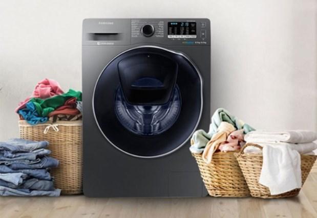 Tiết kiệm điện bằng cách thực hiện giặt đúng cách