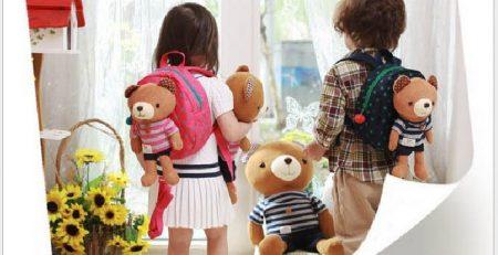 Những chiếc balo phù hợp với lứa tuổi sẽ đem lại sự thoải mái nhất cho trẻ