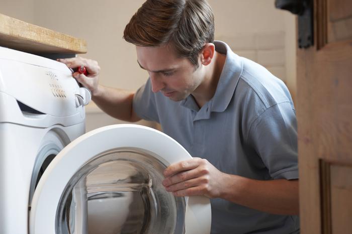 Máy giặt electrolux không thoát nước