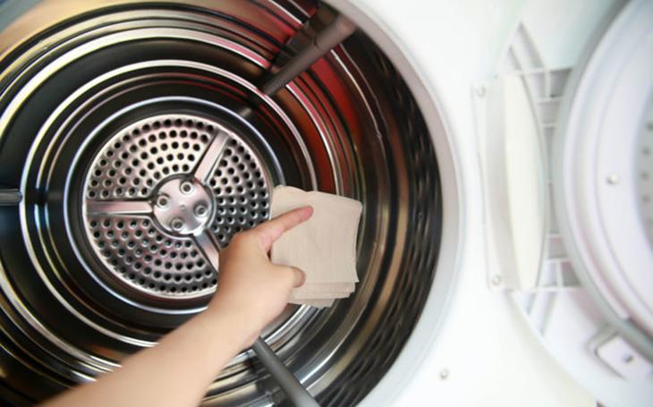 Máy giặt kêu to bất thường là lỗi thường gặp ở máy giặt