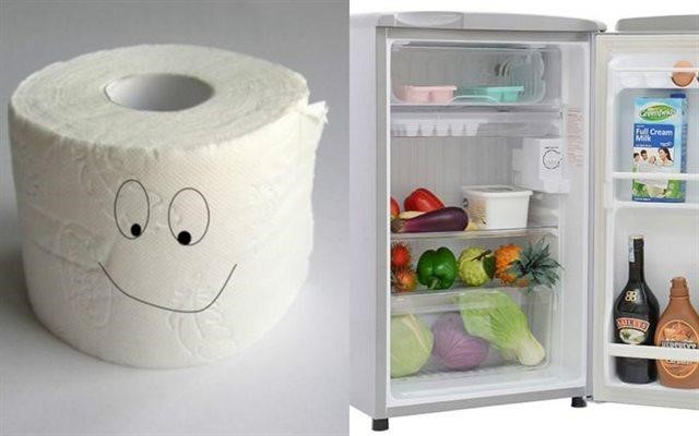 Cách khử mùi tủ lạnh hiệu quả