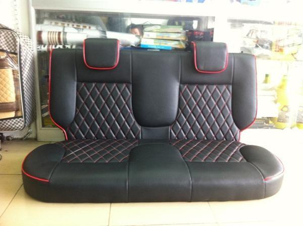 Bọc da ghế ô tô nhiều dòng xe khác nhau, với chất lượng tốt nhất