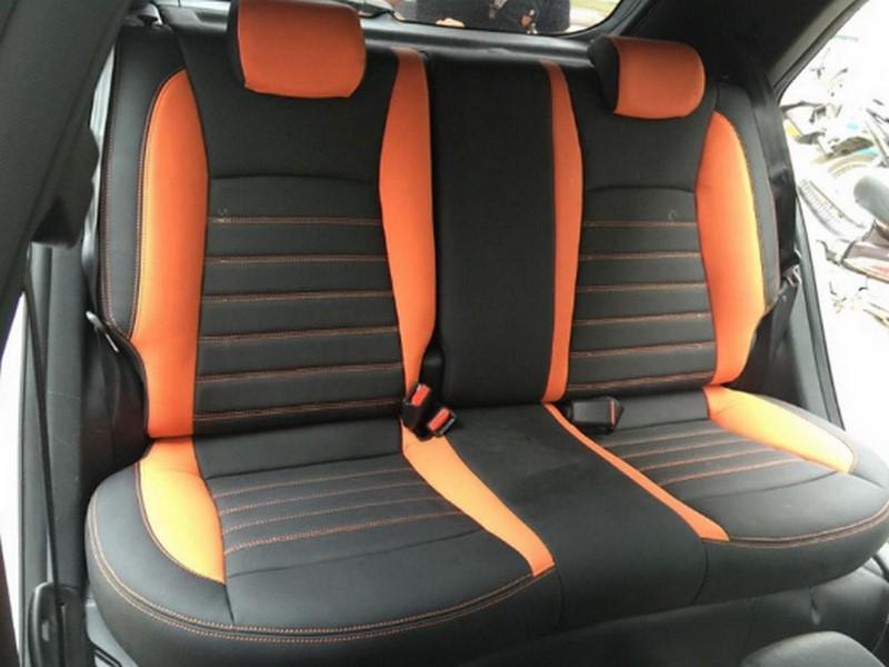 Bọc ghế da cho ô tô giúp dế yêu của bạn trở nên đẹp và sang trọng hơn.