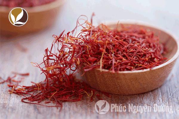 Công dụng tuyệt vời khi sử dụng hồng hoa Tây Tạng (nghệ tây Saffron)
