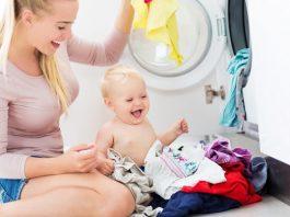 Những lưu ý khi lựa chọn máy giặt có chế độ giặt đồ em bé