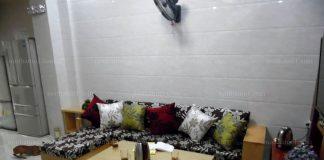 Bàn ghế gỗ phòng khách hiện đại nhất