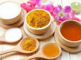 Uống tinh bột nghệ mật ong và những điều cần biết