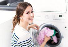 Hướng dẫn cách vắt quần áo bằng máy giặt đơn giản