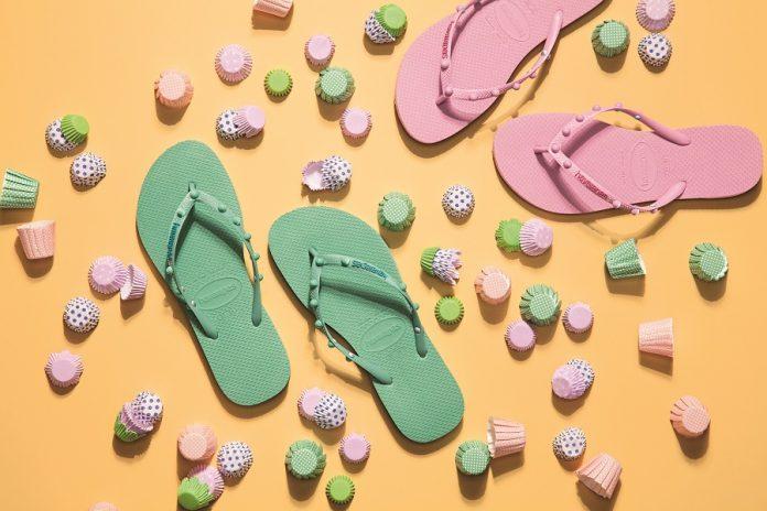 Sandal - kiểu giày được nhiều chị em lựa chọn trong mùa hè