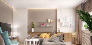 Cách trang trí lại giúp ngôi nhà sang trọng hơn