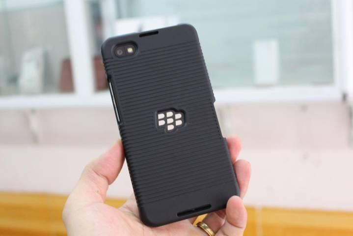 Thiết kế ốp lưng làm từ nhựa cứng dành riêng cho Blackberry Z30