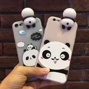 Những chiếc ốp lưng Panda rất ngộ nghĩnh