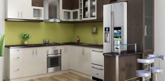 Vị trí đặt lò nướng trong bếp đúng cách an toàn cho gia đình