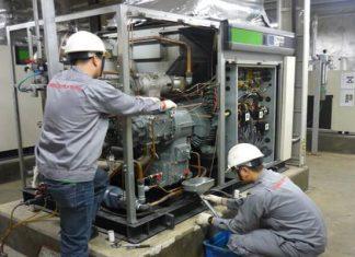 Phụ tùng máy nén khí Hitachi