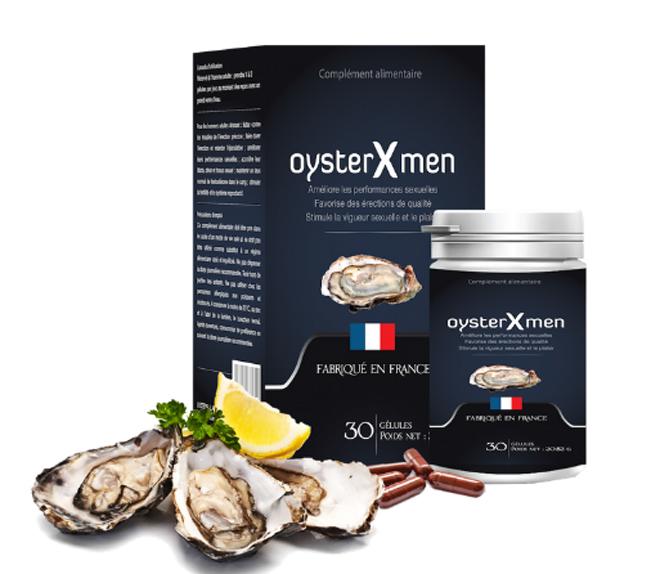 Viên uống Oyster Xmen hiệu quả mà giá phải chăng