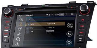 Đầu màn hình với chất lượng vượt trội dành riêng cho Mazda 3
