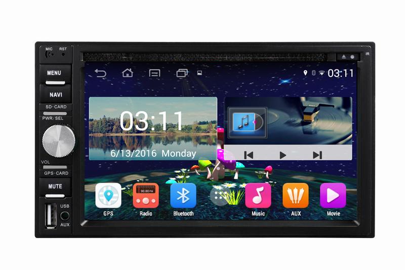 Màn hình DVD Android xe Mirage nổi bật với các tính năng vượt trội