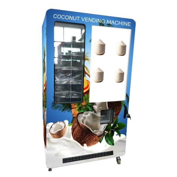 TSE nhà cung cấp máy bán dừa hàng đầu việt nam