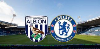Chelsea và West Brom sẽ đem đến cho khán giả những pha bóng hay