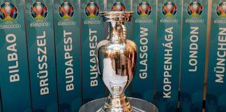 Euro là giải bóng đá được UEFA tổ chức 4 năm 1 lần