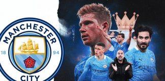 Đội bóng đầy tự hào của Pep - Manchester City