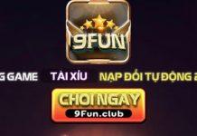 9Fun Club - Siêu phẩm game bài đổi thưởng trực tuyến