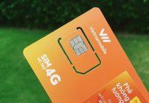 Vietnamobile là nhà mạng đầu tiên cung cấp dịch vụ 4G trên thuê bao di động.